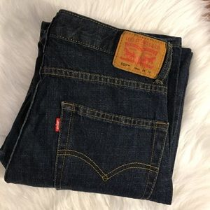 💥Levi's 550 relaxed jeans